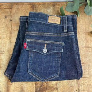 Levis 512 Womens 10M Perfectly Slimming Bootcut